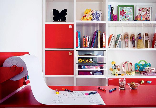 Ideias de organização de quarto infantil