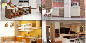 Cozinhas móveis