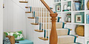 decorando escadas