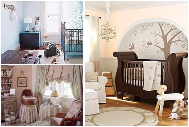 quartos lindos de bebês
