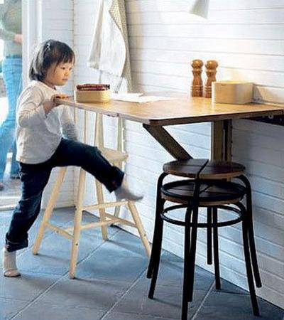 tipo de mesa dobrável