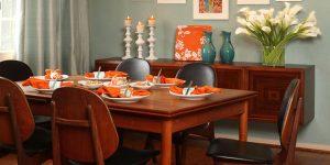 Sala de Jantar - Mesa