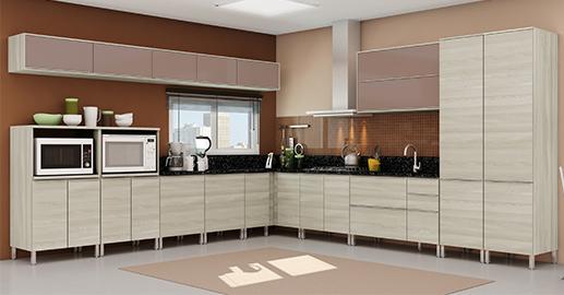 Exemplo de Cozinha Modulada