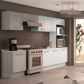 Móveis essenciais para uma cozinha completa