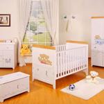 Cuidados fundamentais no quarto do bebê