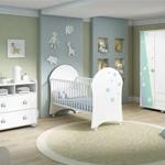 Preparando o quarto bebê