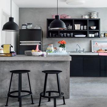 ideias para cozinha pequena