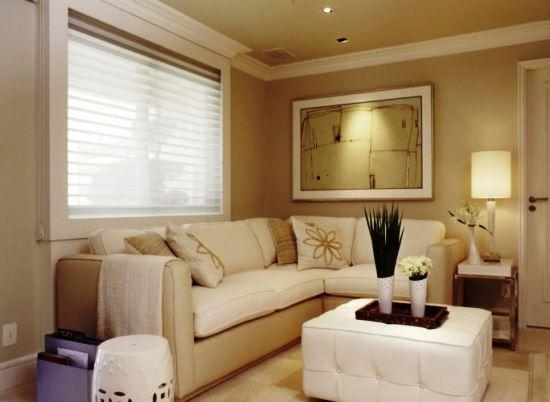 Sala de estar como decorar as melhores dicas aqui homeit for Como decorar una sala de estar pequena