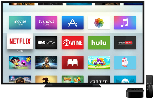 apple tv smart