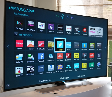beneficios da smart tv