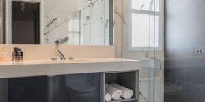 Decoração banheiro simples