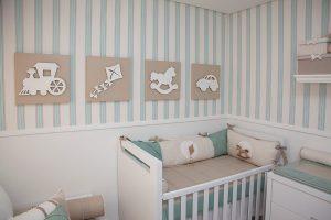 quarto de bebe menino