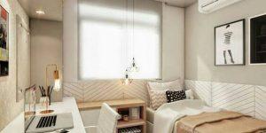 como usar tapete em quarto
