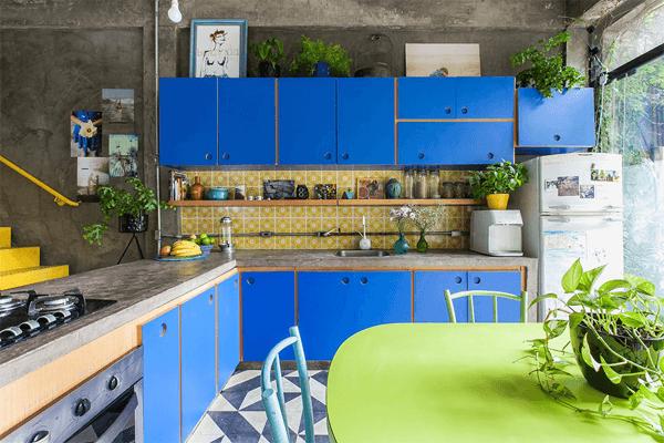 cozinha planejada 2019