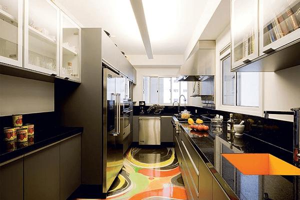 piso cozinha tendencia 2019