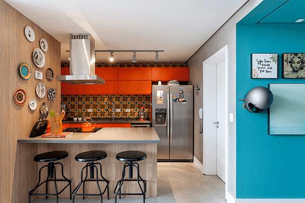 tendencia moveis cozinha 2019