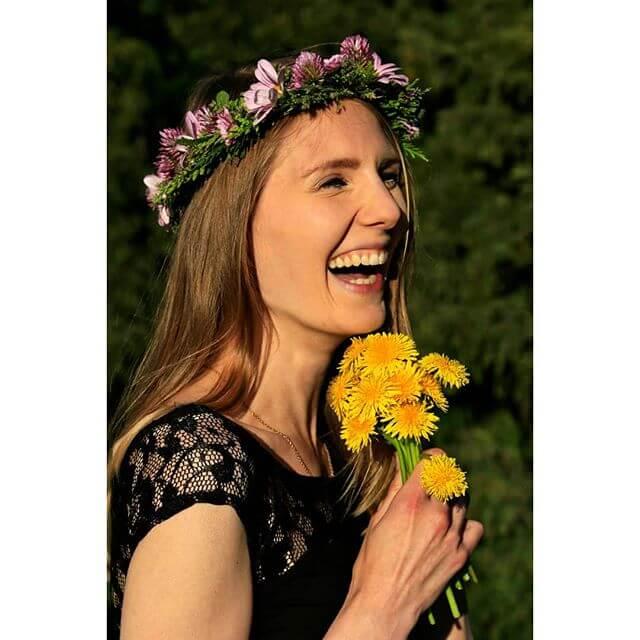Tiara de flores: Como usar e Como fazer