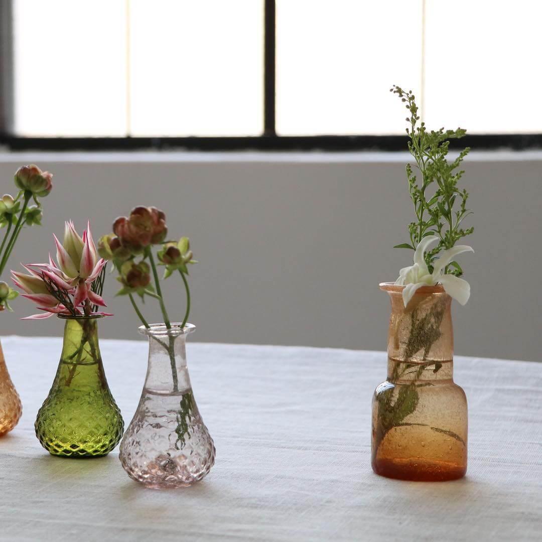 Arranjos com garrafas de vidro: Veja os Diferentes Tipos