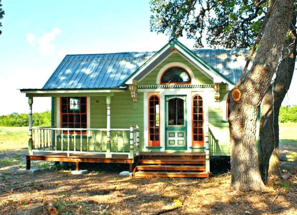 casa pequena simples