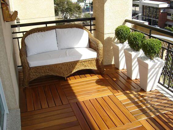 modelo de sofá tradicional externo