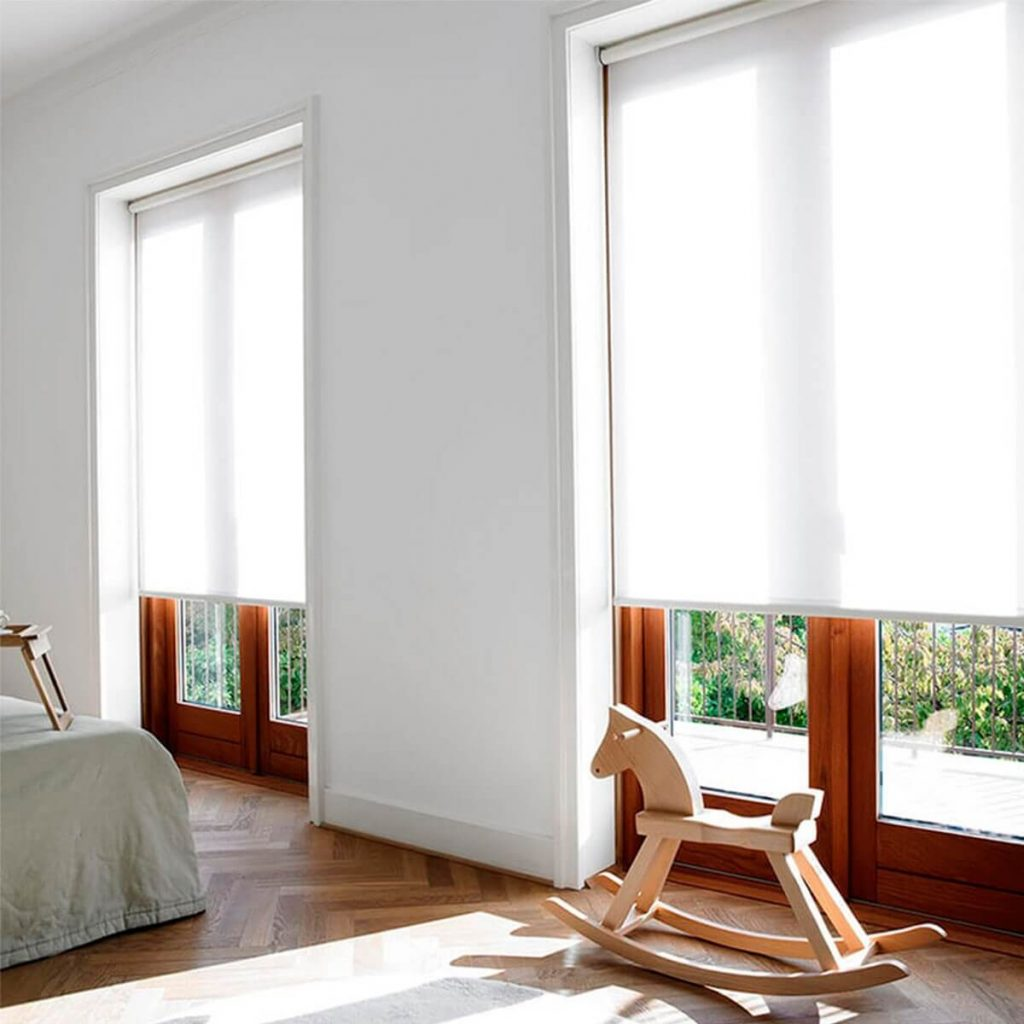 cortina rolo
