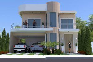 Homeit p gina 2 de 36 inspira es para sua casa for Casa moderna tunisie
