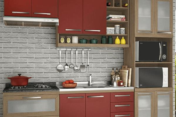 Erros que você não deve cometer ao montar uma cozinha modulada