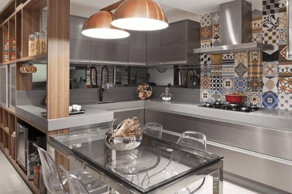 Desvantagens da cozinha planejada