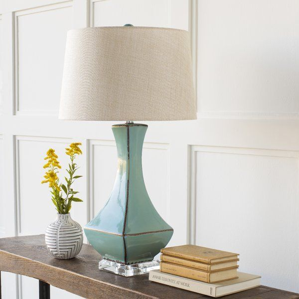 luminária de mesa de cúpula