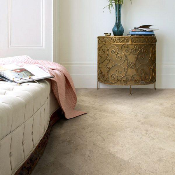 piso vinílico em quarto