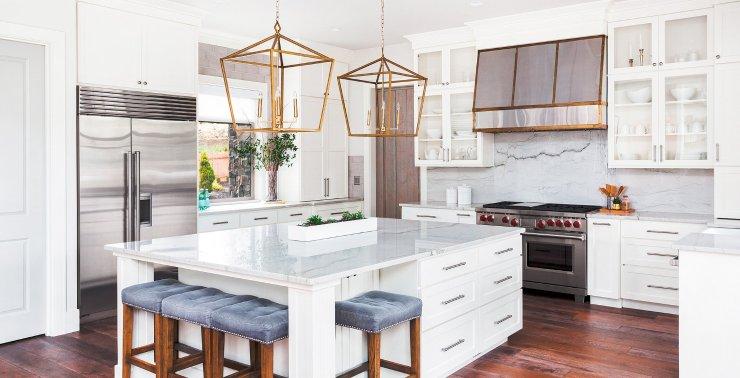 medir cozinha