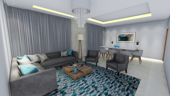 sala de estar 2020