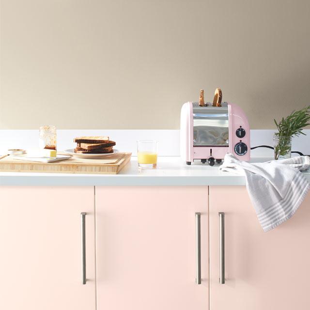 cozinha rosa bebê 2020