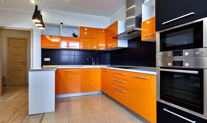cozinha colorida 2020