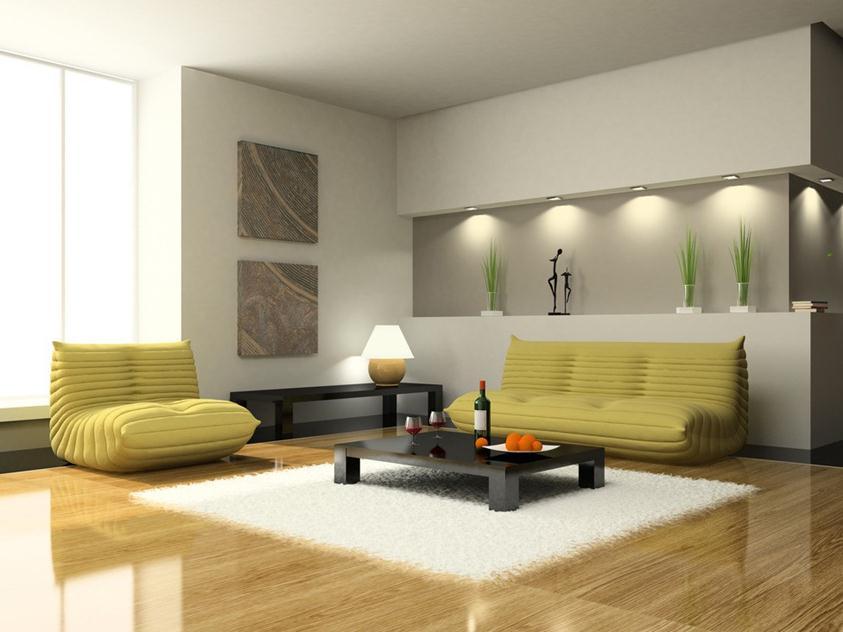decoração minimalista 2020