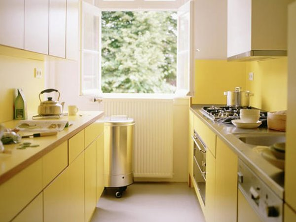 cozinha amarela 2020