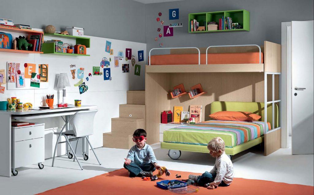 colagens parede quarto infantil