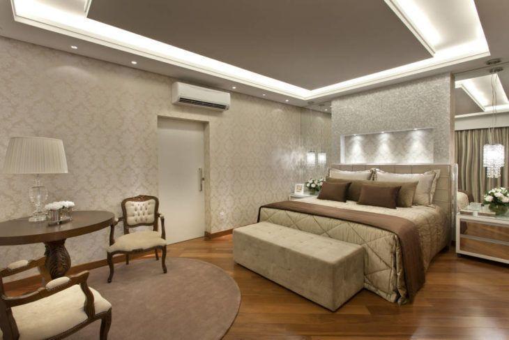 cor neutra quarto de casal