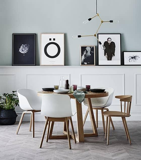 sala de jantar mesa redonda 2020