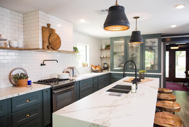 cozinha decorada 2020