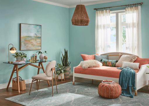 mantra cor decoração 2020