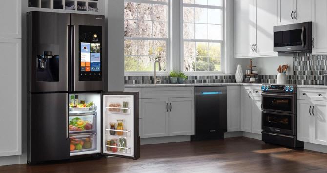 cozinha inteligente