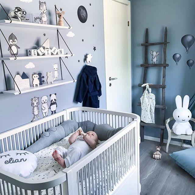como decorar quarto de bebê 2020