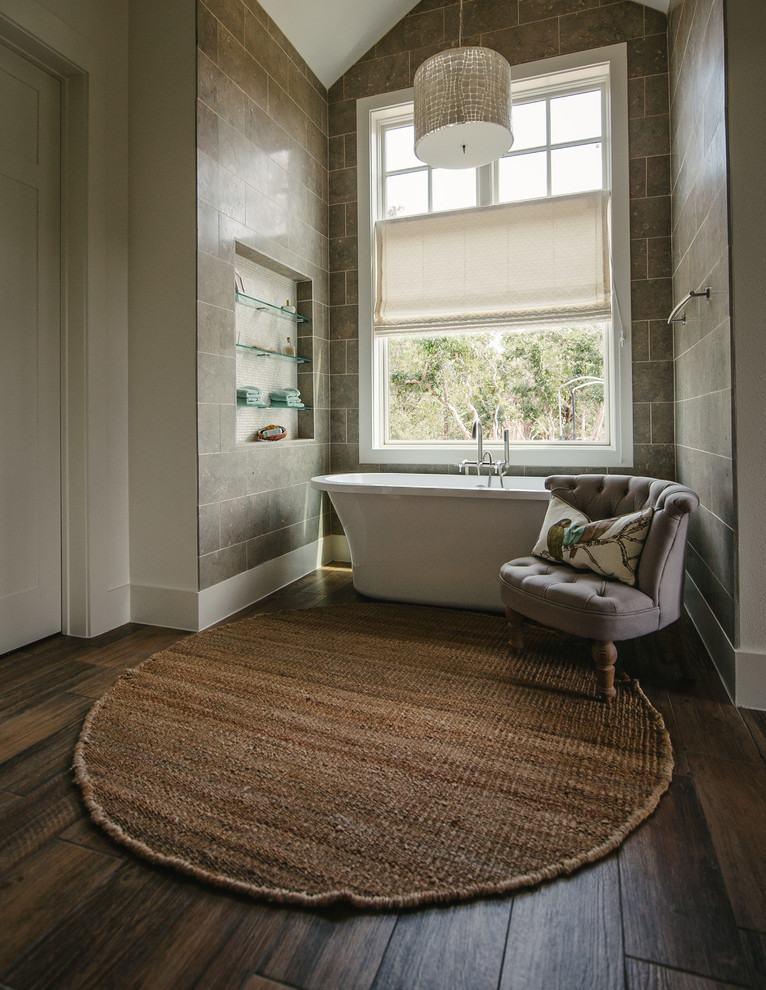 tapete de banheiro redondo