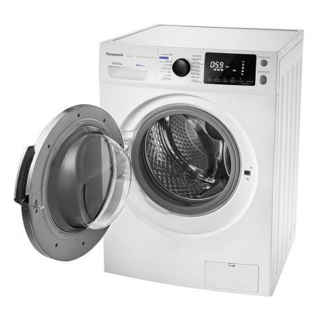 Lavadora e secadora Panasonic 10,1kg