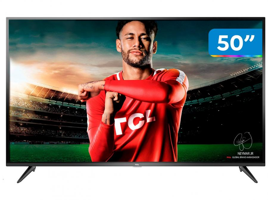 "TCL 50""P6US Ultra HD"