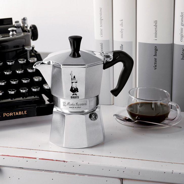 cafeteira tradicional