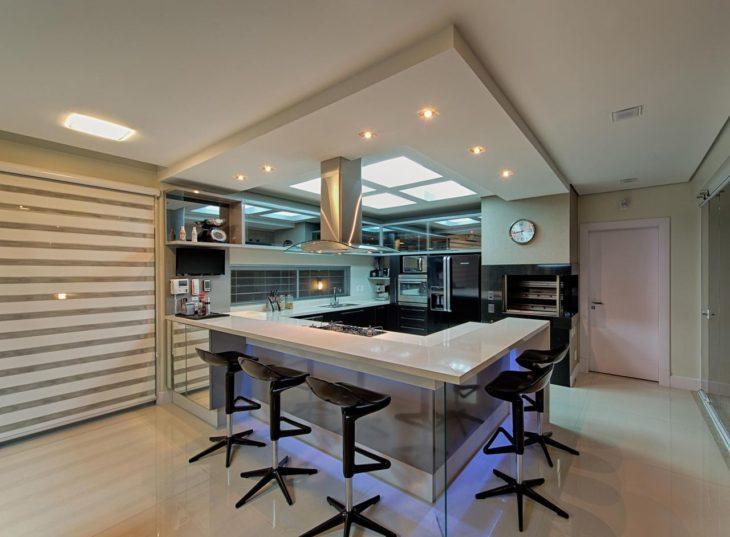 cozinha gourmet profissional