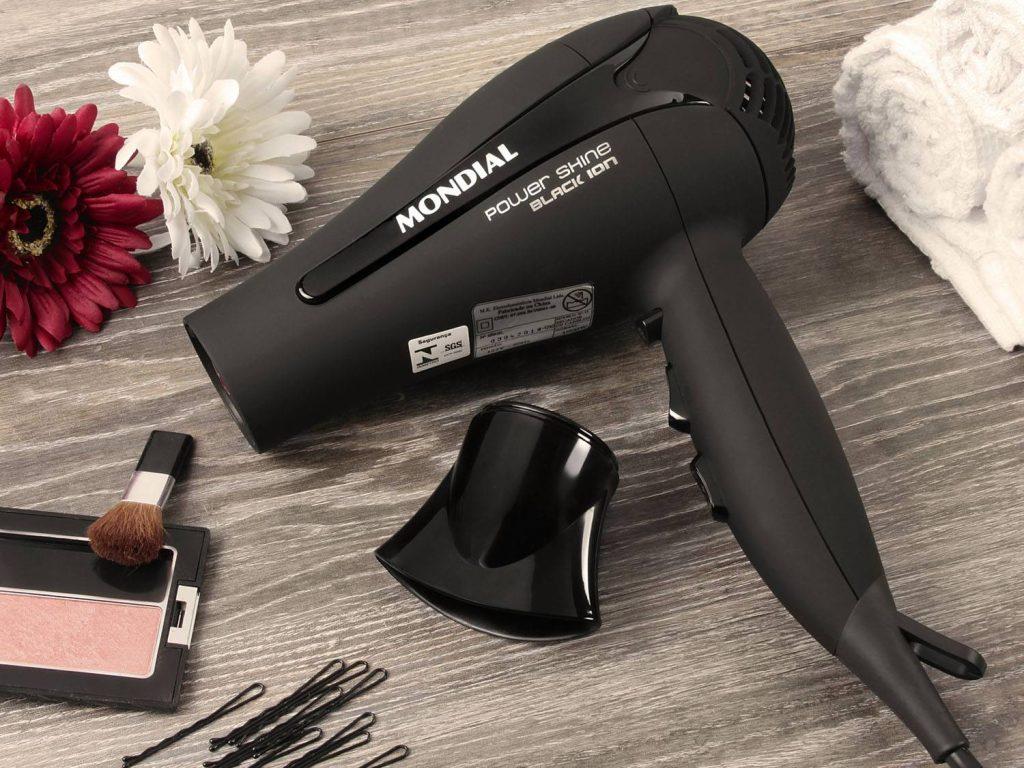 secador de cabelo como escolher