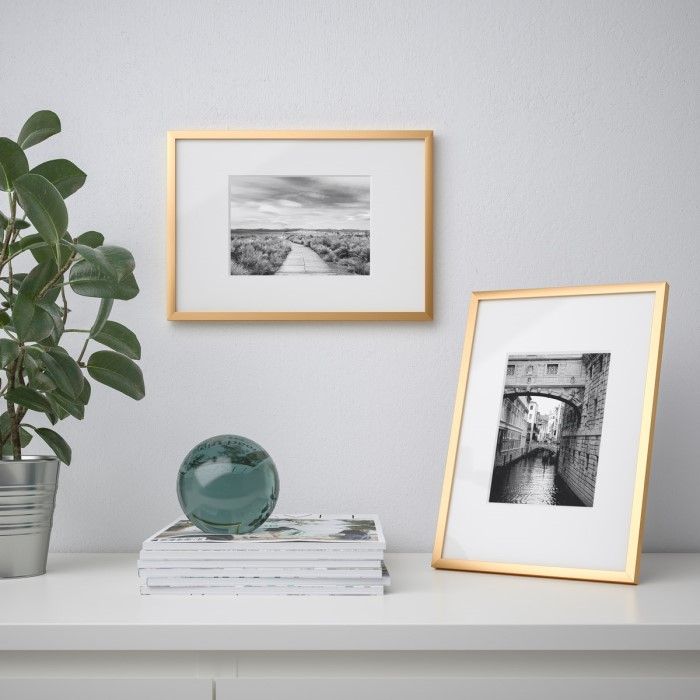 porta-retrato como objeto decorativo